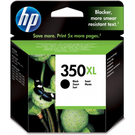 Cartouche HP 350 XL - Noir ORIGINE