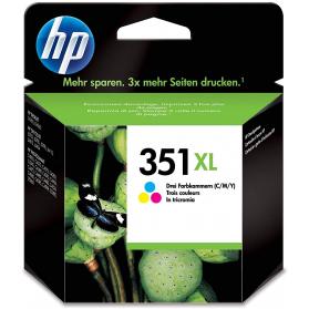Cartouche HP 351 XL - 3 couleurs ORIGINE