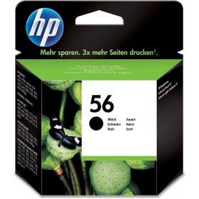 Cartouche HP 56 - Noir ORIGINE
