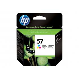 Cartouche HP 57 - 3 couleurs ORIGINE