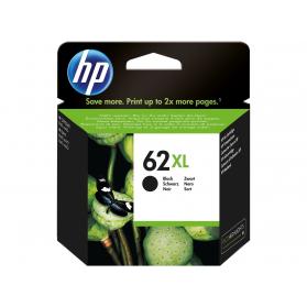Cartouche HP 62 XL - Noir ORIGINE
