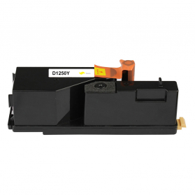Toner Dell 593-11019 - Jaune compatible