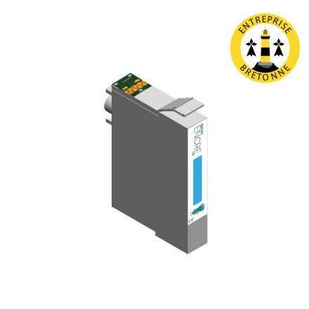 Cartouche EPSON T0712 - Cyan compatible