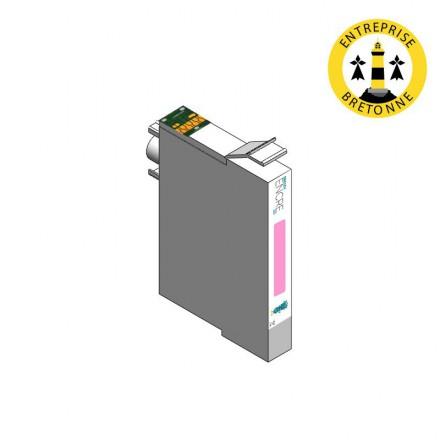 Cartouche EPSON T0796 - Magenta clair compatible
