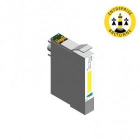 Cartouche EPSON T1004 - Jaune compatible