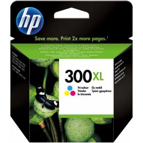 Cartouche HP 300 XL - 3 couleurs ORIGINE