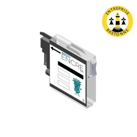 Cartouche BROTHER LC1100BK XL - Noir compatible