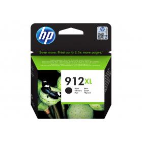 Cartouche HP 912 XL - Noir ORIGINE