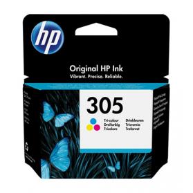 Cartouche HP 305 - 3 couleurs ORIGINE