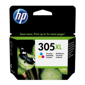 Cartouche HP 305 XL - 3 couleurs ORIGINE
