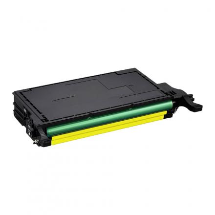 Toner HP 507A - Jaune compatible