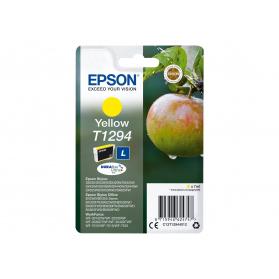 Cartouche EPSON T1294 - Jaune ORIGINE