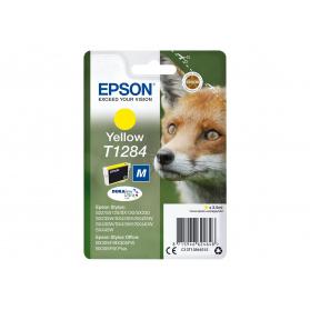 Cartouche EPSON T1284 - Jaune compatible