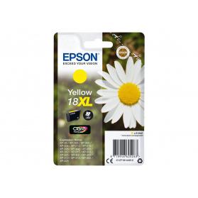 Cartouche EPSON 18 XL - Jaune compatible