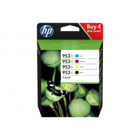 Pack HP 953 XL - 4 cartouches compatible