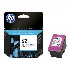 Cartouche HP 62 - 3 couleurs ORIGINE