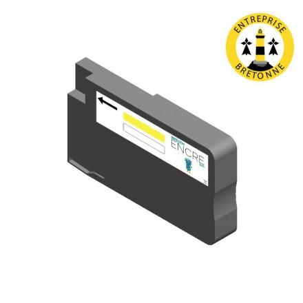 Cartouche EPSON T7014 - Jaune compatible