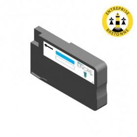 Cartouche EPSON T7022 - Cyan compatible