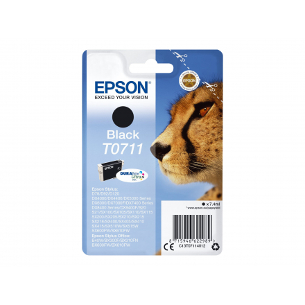 Cartouche EPSON T0711 - Noir ORIGINE