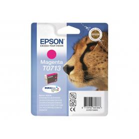 Cartouche EPSON T0713 - Magenta Origine