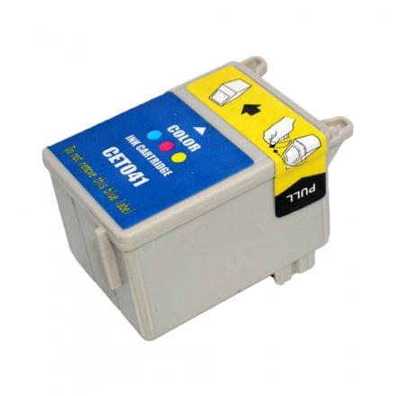 Cartouche EPSON T041 - 3 couleurs compatible