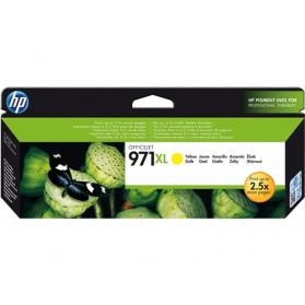 Cartouche HP 971 XL - Jaune compatible