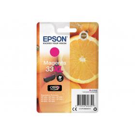 Cartouche EPSON 33 XL- Magenta ORIGINE