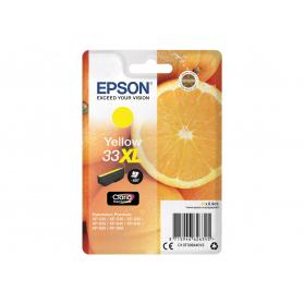 Cartouche EPSON 33 XL- Jaune ORIGINE
