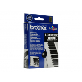 Cartouche BROTHER LC1000BK - Noir ORIGINE