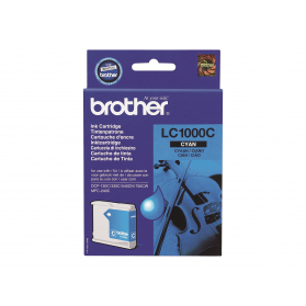 Cartouche BROTHER LC1000BK - Cyan ORIGINE