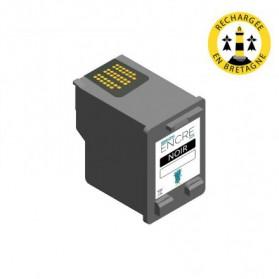 Cartouche HP 27 - Noir compatible