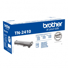 Toner BROTHER TN2410 - Noir ORIGINE