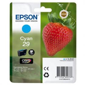 Cartouche EPSON 29 - Cyan ORIGINE