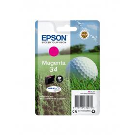 Cartouche EPSON 34 - Magenta ORIGINE