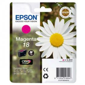 Cartouche EPSON 18 - Magenta ORIGINE