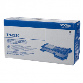 Toner BROTHER TN-2210 - Noir ORIGINE