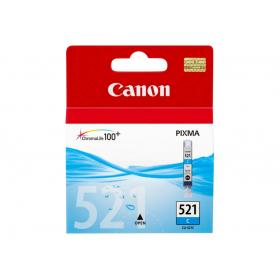 Cartouche CANON 521 - Cyan ORIGINE