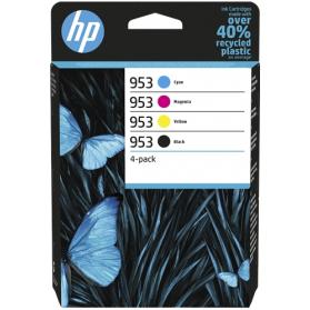 Pack HP 953 - 4 cartouches ORIGINE