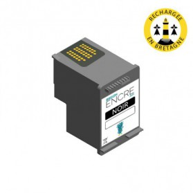 Cartouche HP 62 XL - Noir compatible