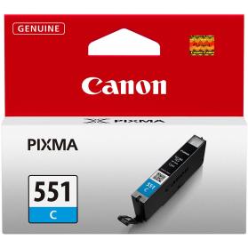 Cartouche CANON CLI-551 - Cyan ORIGINE