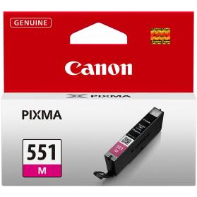 Cartouche CANON CLI-551 - Magenta ORIGINE