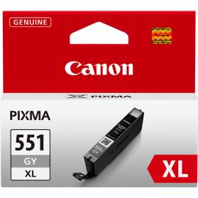 Cartouche CANON CLI-551 XL - Gris ORIGINE