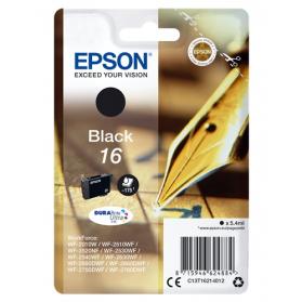 Cartouche EPSON 16 - Noir ORIGINE