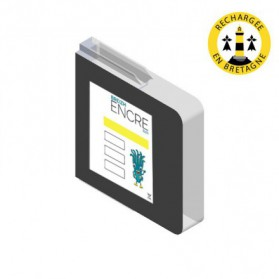 Cartouche HP 88 XL - Jaune compatible