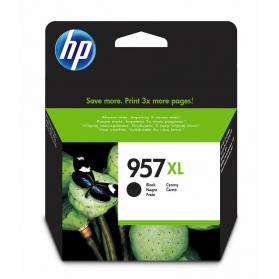 Cartouche HP 957 XL - Noir ORIGINE