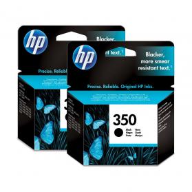 Pack HP 350 x2 - Noir ORIGINE