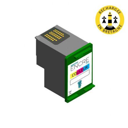 Cartouche HP 342 - 3 couleurs compatible