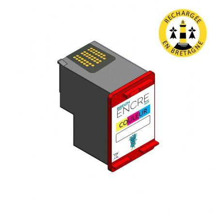 Cartouche HP 348 Photo - 3 couleurs compatible