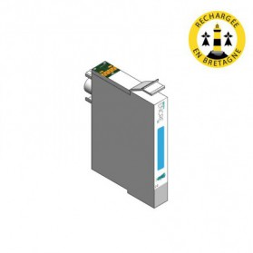 Cartouche HP 363 - Cyan clair compatible