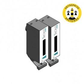Pack HP 920 XL x2 - Noir compatible
